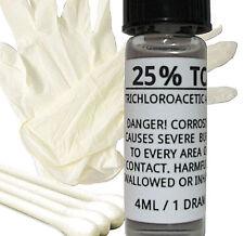 25% TCA Skin Peel Kit - Skin Lightening, Skin Bleaching, Skin Lightener Whitener