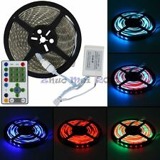 5M 5050 270 Led Strip SMD Horse Race Dream Color RGB waterproof & IR Controller