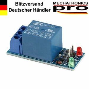 5V/230V 1-Kanal Relais Modul LED Relay PIC AVR DSP ARM MCU Arduino