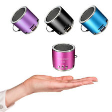 Brand New MP3 Player Amplifier Micro SD TF Card USB Disk Speaker With FM Radio