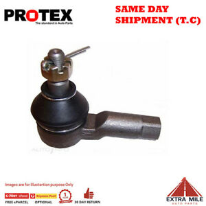 Protex TIE ROD END L/H OUTER For HONDA PRELUDE BA 2D Cpe FWD