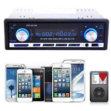 Bluetooth Car Stereo FM Radio MP3 Audio Player USB/SD MMC Port In-Dash Units NEW