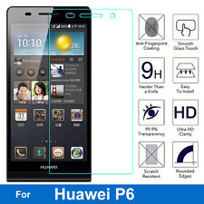 for Huawei Ascend P6 P 6 P6S P6 S P6-C00 GL11S P6-T00 Tempered Glass Film
