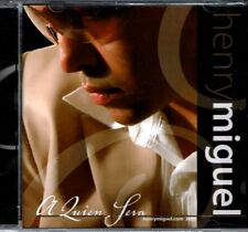 Miguel A Quien Sera    BRAND  NEW SEALED CD
