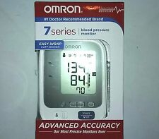 Omron 7 Series Upper Arm Blood Pressure Monitor Wide-Range ComFit Cuff (BP760N)