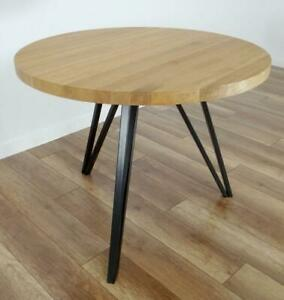 Coffee Dining Meeting Side Industrial Table, Mini Dining Table Home Decor