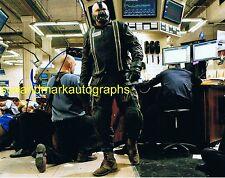 Tom Hardy Dark Knight Rises Bane Signed Photo B Autograph UACC RD 96