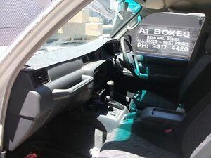Dash Mat Suit Landcruiser 80 Series 1995 - 1998 Without Passenger Air Bag Grey