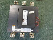 Siemens 3RW2 Soft Start 3RW2-6045 600HP 460V 720A 3Ph Used