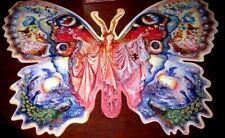 """SPILSBURY PUZZLE CO. """" MADAME BUTTERFLY """" 3 FEET LONG - 1000 PIECE ( 1999 )"""