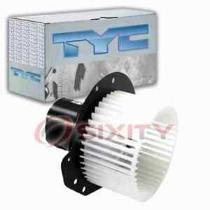 TYC Front HVAC Blower Motor for 1987-1996 Ford F-250 Heating Air ug