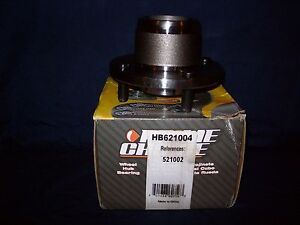 Rear Wheel Hub and Bearing Assembly 00-09 Ford Focus Rear Disc Brake Only