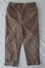 Pantalon marron pour filles, Cyrillus, 36 mois (94 cm)