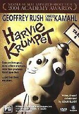 HARVIE KRUMPET Geoffrey Rush DVD - All Zone