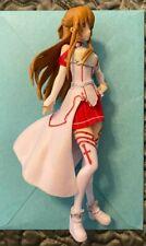 Authentic Figma sword Art figurine Asuna