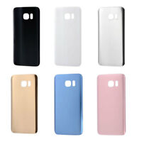 Back Battery Cover Housing Door Glass Case Adhesive For Samsung Galaxy S7 Edge