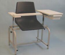 New Medical Blood Drawing Chair - 2 Adjustable Armrest