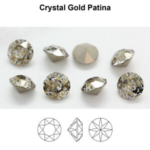 Genuine SWAROVSKI 1088 XIRIUS Chaton Round Crystals * New Colors