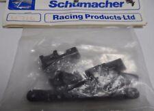 Nouveau vintage SCHUMACHER u716 / u716p topcat Direction Pivot bkts & pièces d'armement Pack