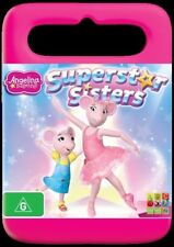 Angelina Ballerina - Superstar Sisters - New Genuine Unsealed ABC KIDS R4 (D269)