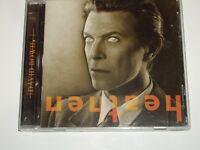 DAVID BOWIE *RARE CD ' HEATHEN '  2002 EXC