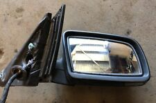 BMW 2004-06 530I 528i 540i 5 SERIES PASSENGER RIGHT REAR VIEW MIRROR SILVER OEM