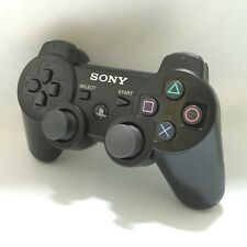 Brand Sony PlayStation 3 PS3 DualShock 3 Wireless SixAxis Controller Black A30