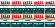 10 Strips 100 Capsules Himalaya Herbal Tentex Royal FREE SHIPPING
