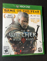 The Witcher 3 Wild Hunt [ Complete Edition ] (XBOX ONE) NEW