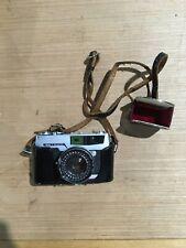 Vintage Petri 7 Camera with Minicam Flash, Lens