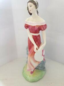 Doulton figurine JEMMA  HN3168.PERFECT NO CHIPS NO CRACKS