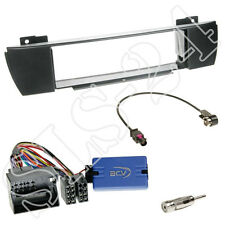 Zenec VOLANTE Interface + BMW x3 e83 2004-2010 1-din Mascherina autoradio + Antenna Set