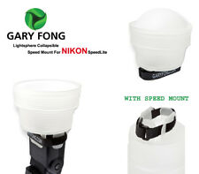 Gary Fong Collapsible FLASH Diffuser FOR NIKON Speedlight SB-910 900 800 700 600