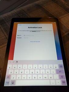 Ipad 6th Generation activation locked