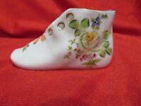 Herend  Cute Baby Shoe Flower Pattern
