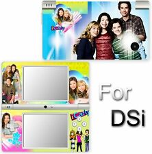 DSi SKIN YINYL COVER STICKER DECAL iCarly Nintendo NDSi