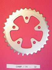 Campagnolo 74 PCD - 32 tooth inner  chainring / NOS