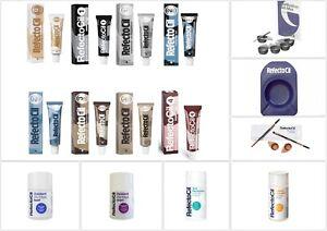 RefectoCil Professional Eyelash/Eyebrow Tint (15ml), and Others