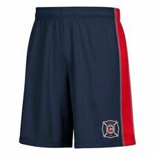 Chicago Fire MLS Men's Team Logo Soccer Shorts S/M/L/2XL