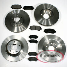 Mazda cx 5 - Bremsscheiben Bremsen Bremsbeläge für vorne hinten*
