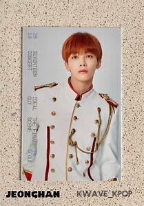 [JEONGHAN] SEVENTEEN 세븐틴 IDEAL CUT THE FINAL SCENE 1P OFFICIAL PHOTO CARD #41