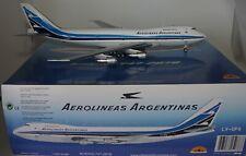 Inflight 200 IF742AR1217 Boeing 747-287b Aerolineas Argentinas Lv-opa in 1 200