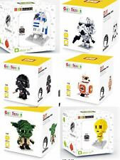 Star Wars iBLOCK Micro Mini Diamond Building Block Nano block Kids Toys