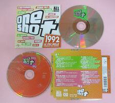 CD Compilation  One Shot 1992 4 NON BLONDES CURE DATURA no lp vhs mc dvd(C41)
