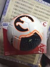 Puma Procat mid level official match ball sz. 5 new in box all weather ages13Up