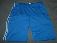 Athletic Works Womens Large 12-14 Light Blue Athletic Pants