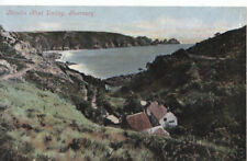 Channel Islands Postcard - Guernsey - Moulin Huet Valley - Ref 961A