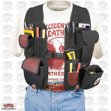 NEW Occidental Leather 2535 Builders Vest