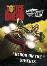 Warlord Games Supplement Blood On The Streets Judge Dredd English New