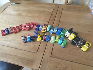 Disney Cars Bundle Lightning McQueen. Die cast, Pull Back